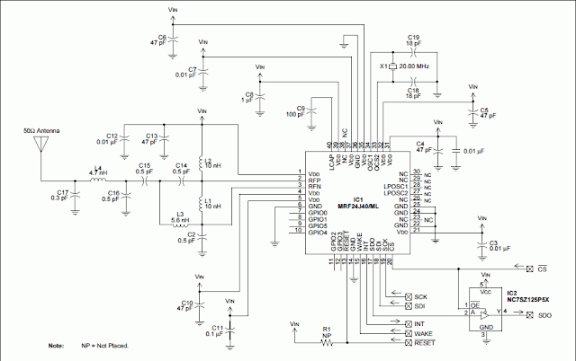 Microchip PIC - Wireless Connectivity Design