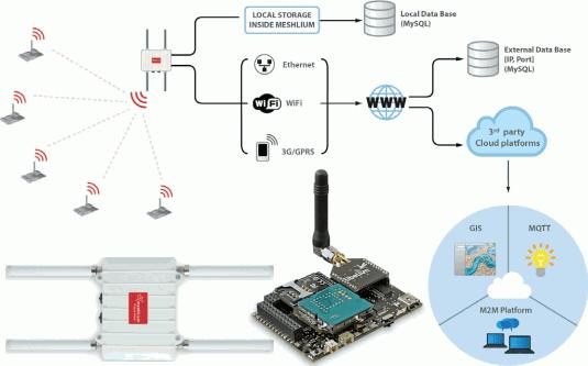 Libelium Comunicaciones - Wireless Solutions