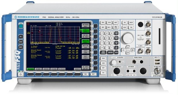 Rohde and Schwarz - Communications and RF Testing