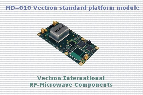 Vectron International - RF-Microwave Components