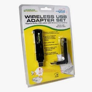 Wireless USB - Wireless Extension to USB