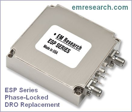 Modular RF Components - EM Research